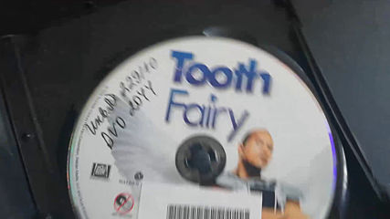 Българското Dvd издание на Феята на зъбките (2010) А+филмс 2010