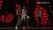Евровизия 2009 - Турция - Първа репетиция - Hadise