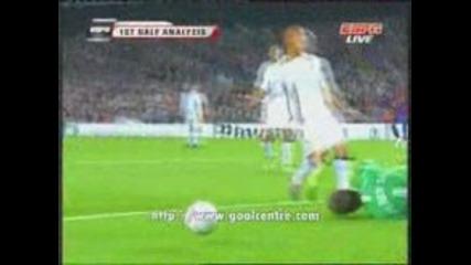 Barcelona V Manchester United 0:0