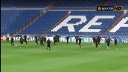 Преди Реал Мадрид - Борусия (д)