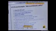 Репортаж: Измамна лотария -=Господари на ефира 20.05.2008=-
