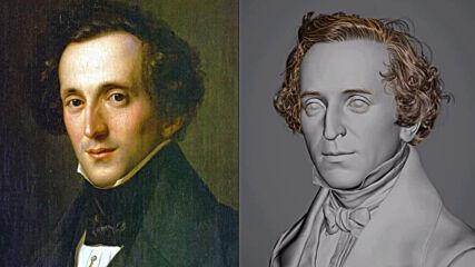 Велики композитори, съживени с помощта на изкуствения интелект