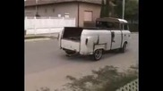Barkas B1000 Speed Machine