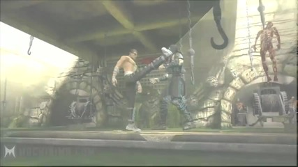 Mortal Kombat E3 2010 Announcement Trailer [hd]