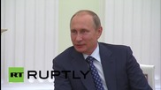 Russia: Moscow key to resolving Syria conflict, Jordanian King tells Putin