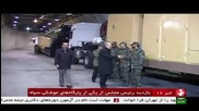 Iran: Brand new missile depot unveiled