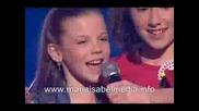 Maria Isabel - Гласуването На Eurojunior 2004 И Победата