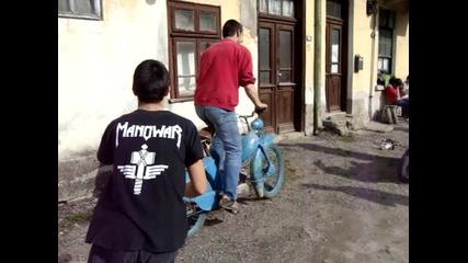 simson s pedali - Bai Lub