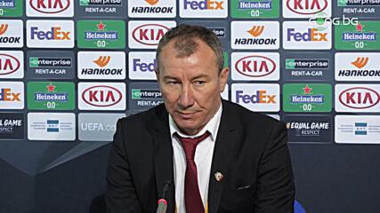 Белчев: Клуж игра това, което очаквахме, мачът беше равностоен