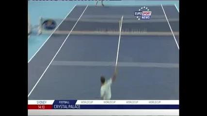 Федерер тръгна с победа в Базел