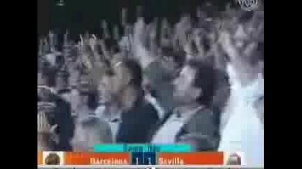 2003 - Ronaldinho Vs Sevilla