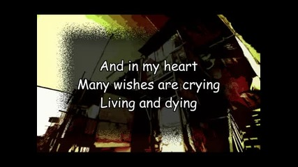 Scorpions - Living And Dying/превод/