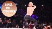 Този танцьор ще ви остави без думи