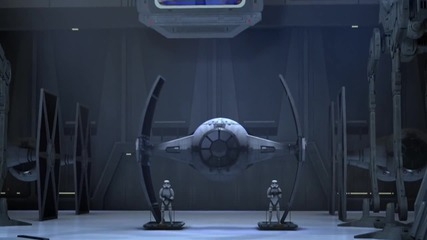 Междузвездни войни - Бунтовниците / Star Wars Rebels/ - епизод 7 (бг аудио) , добро качество