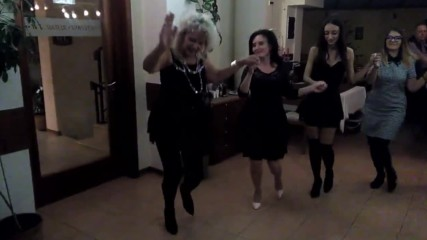 Женско хоро в Копривщица 2017