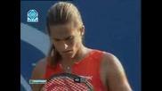 Maria Sharapova vs Amelie Mauresmo. Us Open 2006