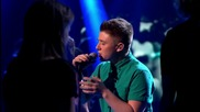 Nicholas Mcdonald sings She's The One by Robbie Williams - Live Week 2 - The X Factor Uk 2013