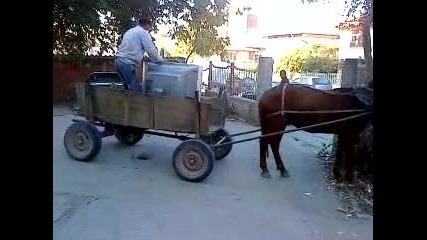 Cigansko Taxi
