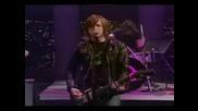 The Von Bondies-cmon cmon live on Letterman