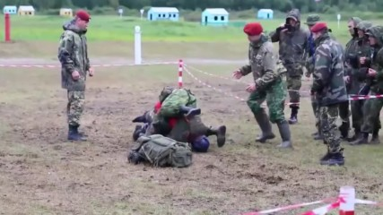 Russian System-hand to Hand Combat