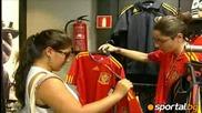 Продажбите на Фен артикули в Испания скочиха с 10 пъти