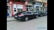 Porsche Panamera В София - Снимано От Мен : )