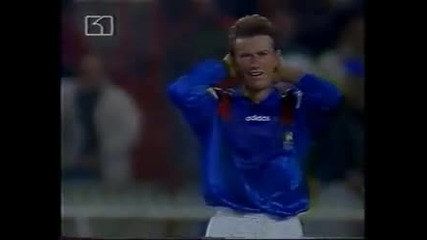 България - Франция 1994г.