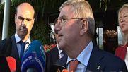 Томас Бах: Трите Мондиала у вас показват класата на България