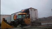 Да настръхнеш при вида на връхлитащия те камион