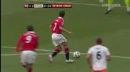 Манчестър Юнайтед 4 - 2 Блекпул Оуен Гол *hq*