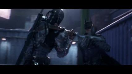 Batman Arkham Origins Official Teaser Trailer