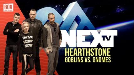 NEXTTV 014: Ревю: Hearthstone: Goblins vs. Gnomes