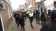 Netherlands: Protester dies from seizure after anti - 'black-face' demo erupts in scuffles