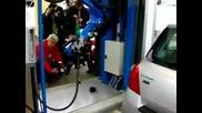 Бъдещето на бензиностанциите