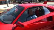 1990 Ferrari F40 - Jay Lenos Garage
