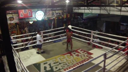 Most Brutal Muay Thai Fight Ever Thailand Round 2