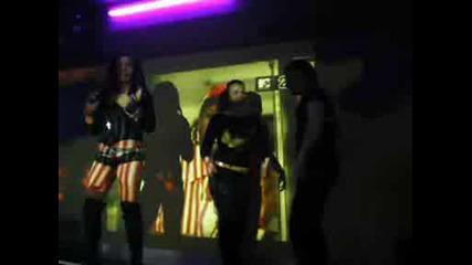 Dj Damian Valchev Feat.valia Silikona - Kaji Mi(live).wmv