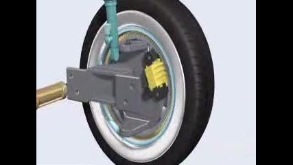 Принцип На Изработване На Гума За Кола 3D