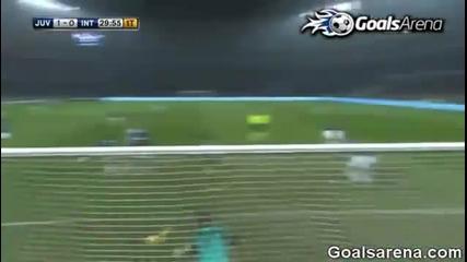 Ювентус - Интер 1:0
