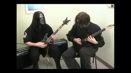 Slipknot - The Blister Exists Guitar Riff