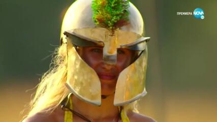 Игри на волята: България (08.10.2021) - част 3: Соня напуска играта. Елизабет се изправя срещу Елена