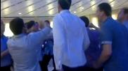 Така изглежда сватбата на един Ултрас! Широки Бряг