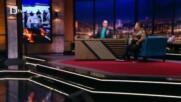 Наско Ментата гостува във вечерното шоу на Николаос Цитиридис по bTV