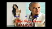 на сезона! Pitbull и Nicole Scherzinger - Hotel Room Service (remix)