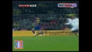Barcelona - Sevilla 2 - 0 (4 - 0, 16 1 2010)