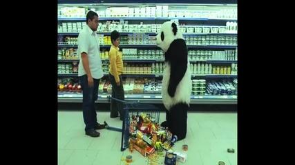 Зла Панда ;дд