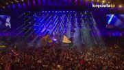 """Полша избухва в ритъма на световния хит на Андреа , Bob Sinclar, Shaggy и Costi - """"I wanna"""""""