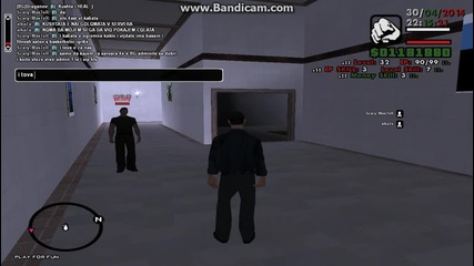Gta Sa-mp Bg Gameplay