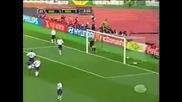 Ronaldinho Perfect Free Kick Goal vs. England - World Cup 2002