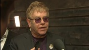 Elton John Talks Tolerance, A Musical and Maybe A New Film